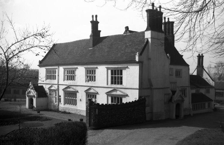 Historic Image of Thorpe Old Hall