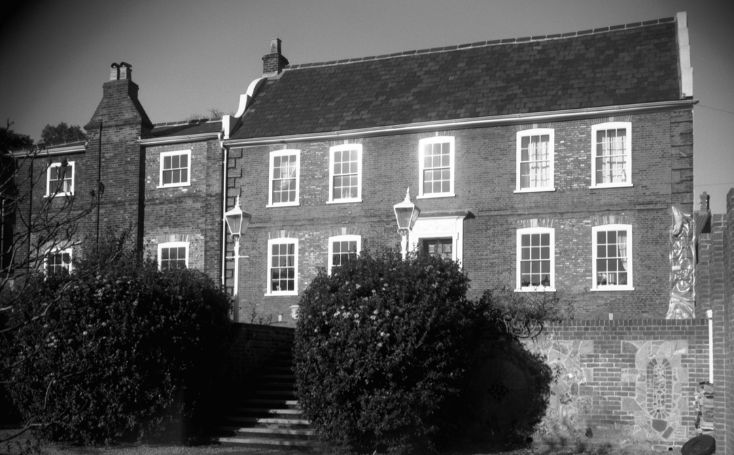 Historic Image of Old Thorpe House