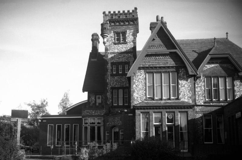 Historic Image of Pinebanks