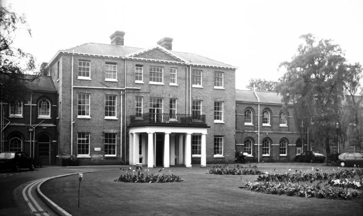 Historic Image of St Andrew's Hospital