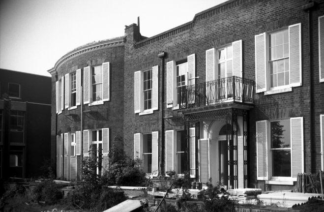 Historic Image of Thorpe Lodge