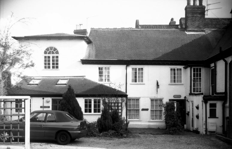 Historic Image of Walpole House