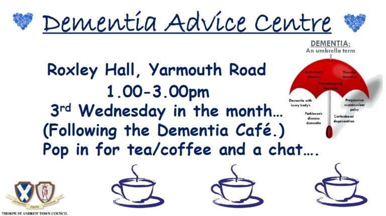 Dementia Cafe Leaflet