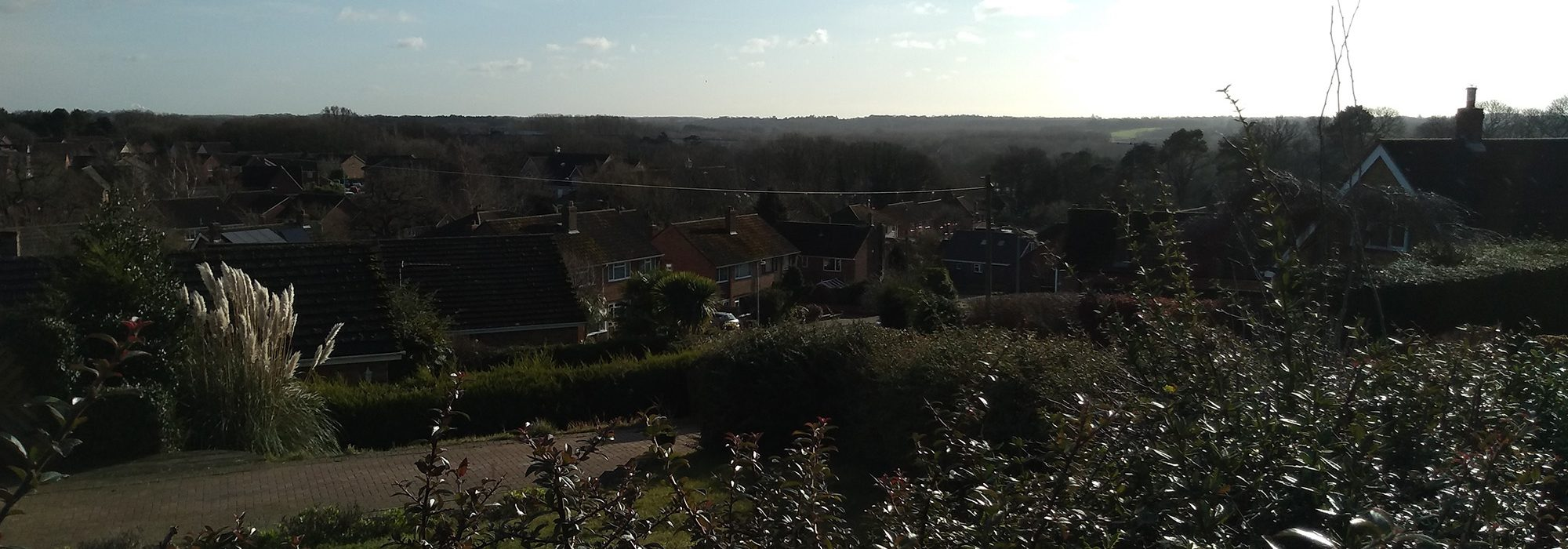 View over Thorpe St Andrew